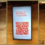 Mi experiencia usando los códigos QR en Wong – Marketing Móvil en Perú